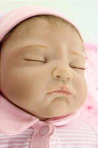 Bebê Reborn Sonhos - Super Promoção Para o Dia das Crianças Por Tempo Limitado!!