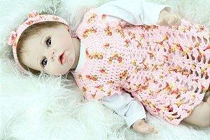 Bebê Reborn Cris - Super Promoção Para o Dia das Crianças Por Tempo Limitado!!