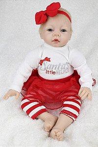 Bebê Reborn Helo  - Super Promoção Para o Dia das Crianças Por Tempo Limitado!!