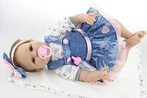 Bebê Reborn Claudinha - Super Promoção Para o Dia das Crianças Por Tempo Limitado!!