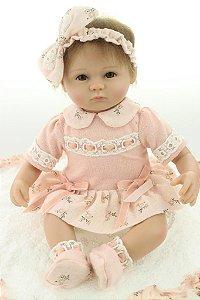 Bebê Reborn Julinha - Super Promoção Para o Dia das Crianças Por Tempo Limitado!!