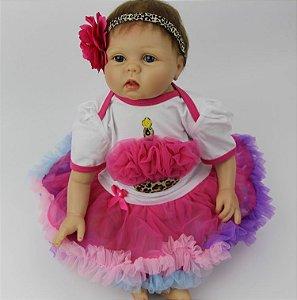 Bebê Reborn Jessiquinha - Super Promoção Para o Dia das Crianças Por Tempo Limitado!!