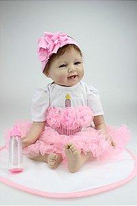 Bebê Reborn Sofia - Super Promoção Para o Dia das Crianças Por Tempo Limitado!!