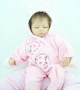 Bebê Reborn Soninho - Super Promoção Para o Dia das Crianças Por Tempo Limitado!!