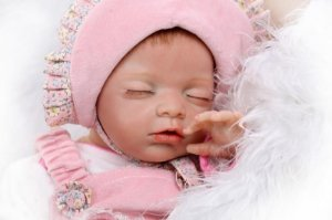 Bebê Reborn Bia - Super Promoção Para o Dia das Crianças Por Tempo Limitado!!