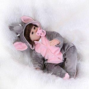 Bebê Reborn Alice - Super Promoção Para o Dia das Crianças Por Tempo Limitado!!