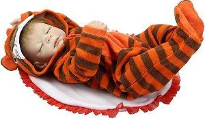 Bebê Reborn Luan- Todo em Silicone - Super Promoção Para o Dia das Crianças Por Tempo Limitado!!