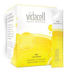 VIDACELL® Contém 30 Doses