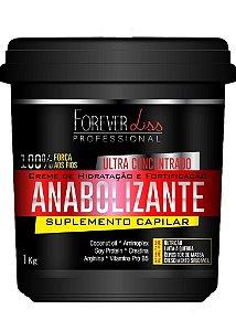 Anabolizante Capilar Forever Liss 950g