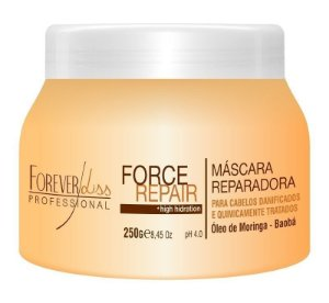 Máscara Reparadora Force Repair Forever Liss 250g