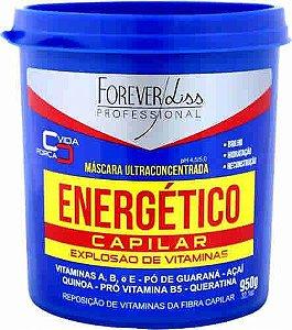 Energético Capilar Máscara Ultra Concentrada Forever Liss 950gr