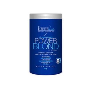 Pó Descolorante Power Blond Forever Liss 450gr