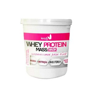 Leads Care Whey Protein Mass Mask 250g