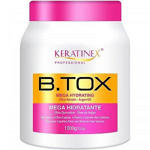 Keratinex Mega Btox Hidratante 1kg