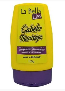 Leave-in Cabelo Manteiga La Bella Liss 150g