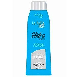 Hidra Expert Shampoo Hidratante La Bella Liss 500ml