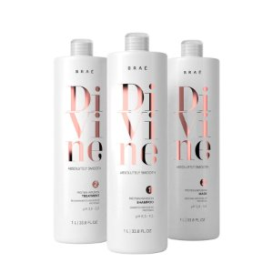 Kit Divine Progressiva Braé Bond Angel (3x1L)