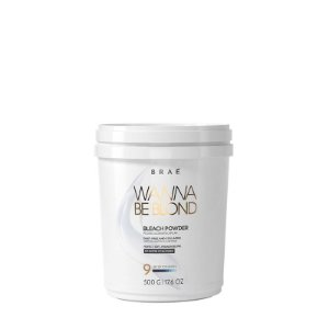 Wanna Be Blond Pó Descolorante Braé 500g