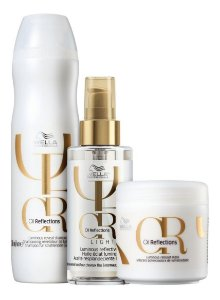 Kit Wella Professionals Oil Reflections Light (3 Produtos)