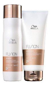 Wella Professionals Kit Fusion Shampoo 250ml + Condic. 200ml