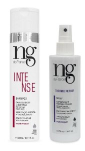 Ng De France Kit Shampoo Intense 300ml + Spray Thermo 200ml