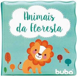 LIVRINHO DE BANHO - ANIMAIS DA FLORESTA