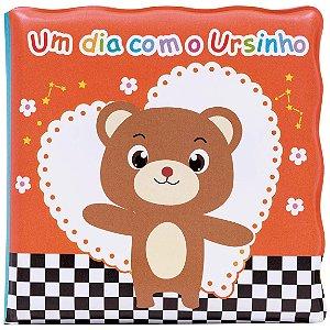 LIVRINHO DE BANHO - UM DIA COM O URSINHO