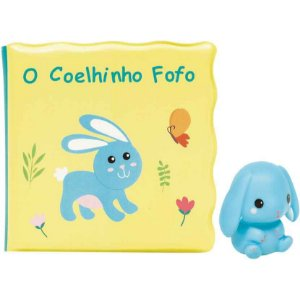 LIVRINHO DE BANHO - COELHINHO