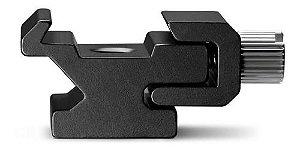 Sapata Metal Ajustável P/ Camera Dslr Flash P/ Tripé 1/4