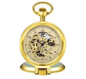 Relógio de Bolso Antigo Mecânico