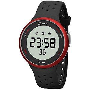 Relógio Masculino X-Games Digital Xmppd484 - Preto