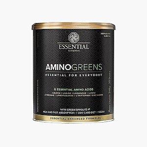 AMINO GREENS (240G) ESSENTIAL NUTRITION