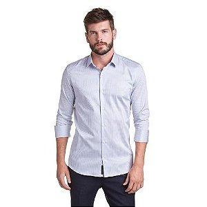 Camisa ml Buckman social fio tinto