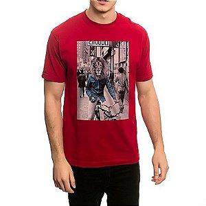 Camisa Liquors Vermelha