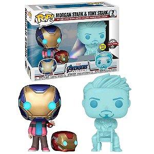 Funko Pop! Marvel  Morgan Stark & Tony Stark 02