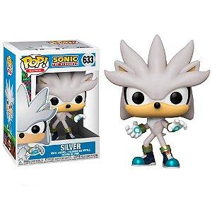Funko Pop! Games Sonic Silver 633