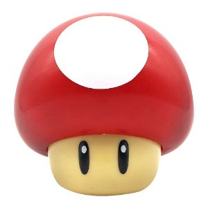 Luminária mini Mushroom - Super Mario