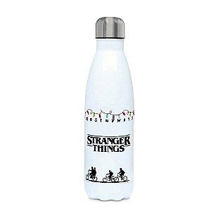 Garrafa Térmica CL475 - Stranger Things