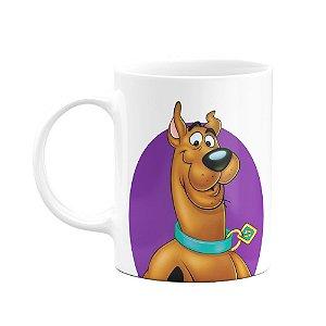 Caneca Desenho - Scooby-Doo