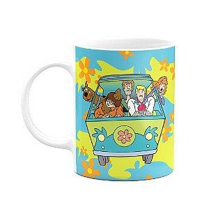 Caneca - Scooby-Doo e Turma