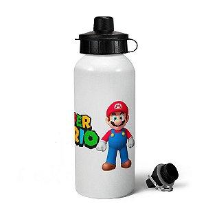 Garrafa Squeeze MQ Mario and Luigi