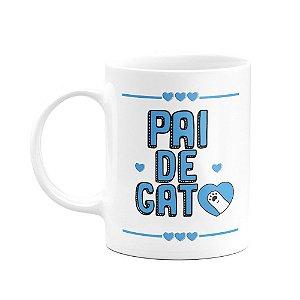 Caneca Pets - Pai de gato