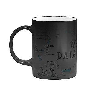 Caneca Mágica Data Science - Light