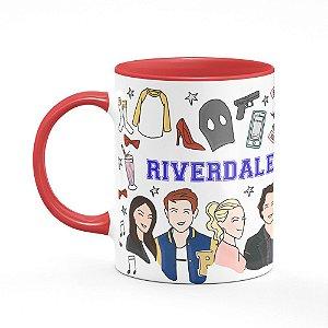 Caneca B-red Riverdale