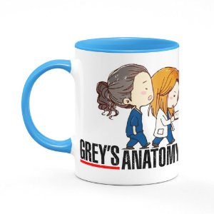 Caneca B-blue Greys Anatomy - You're My Person
