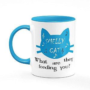 Caneca Friends Smelly Cat - B-blue