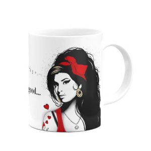 Caneca Amy Winehouse - You Know That I'm No Good