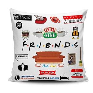 Almofada Friends Moments 30x30