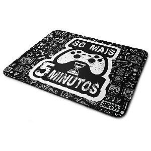 Mousepad Gamer - Só 5 minutos