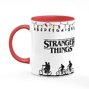 Caneca Stranger Things B-red